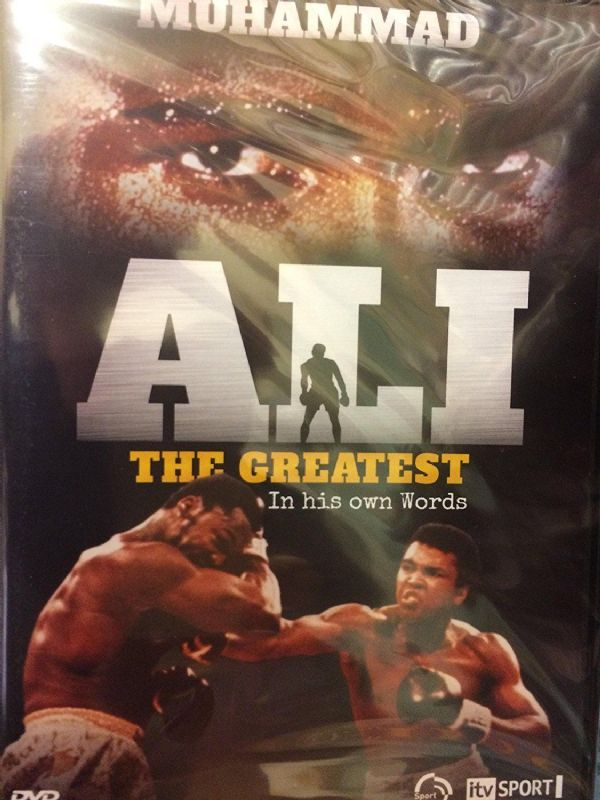 MUHAMMAD ALI THE GREATEST- IN HIS OWN WORDS- (DVD 2009) NEW AND SEALED